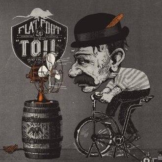 Toil (album) - Image: Flatfoot 56 Toil