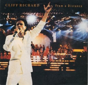 From a Distance - Image: From a distance by cliff richard