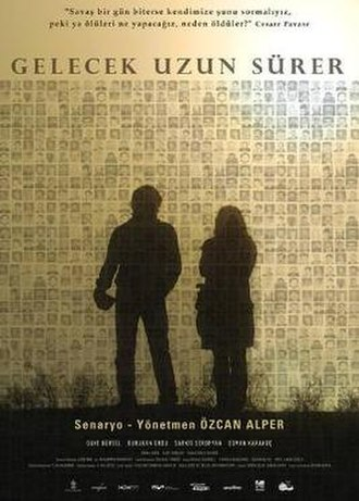 Future Lasts Forever - Theatrical Poster