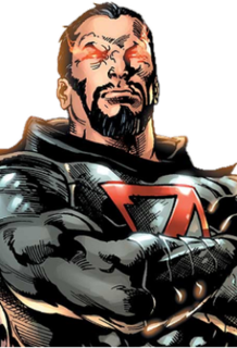Character from the Superman comics and related media