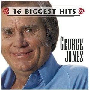 16 Biggest Hits (George Jones album) - Image: George Jones 16 Biggest Hits