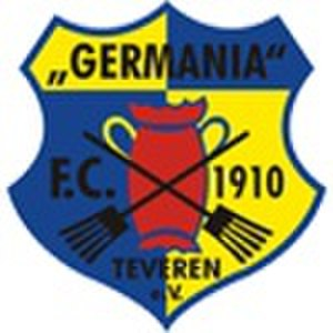 Germania Teveren - Image: Germania Teveren logo