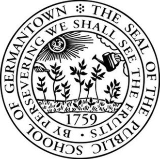 Germantown Academy - Image: Germantown Academy Seal