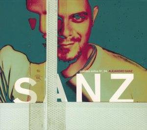 Grandes Éxitos 1991–2004 - Image: Gexitos sanz
