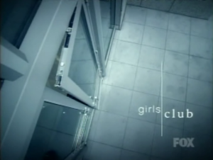 Girls Club (TV series) - Intertitle of girls club