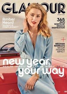 <i>Glamour</i> (magazine) American magazine