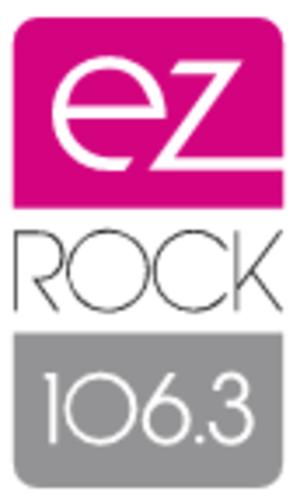 CKGR-FM - Image: Golden Ez Rock Logo