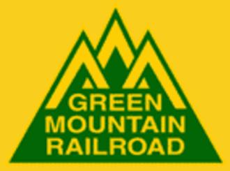 Green Mountain Railroad - Image: Green Mountain Railroad logo