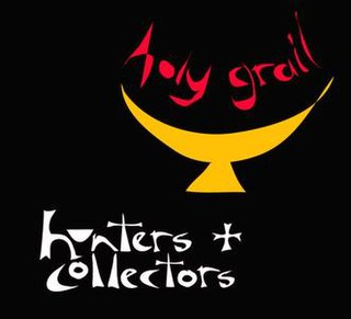 Holy Grail (Hunters & Collectors song)