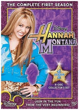 Hannah Montana (season 1) - Image: Hannah Montana (season 1 DVD)