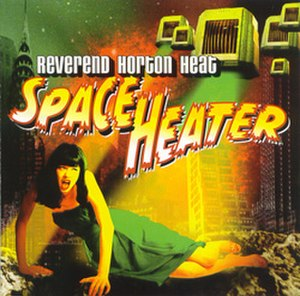 Space Heater (album) - Image: Heater cover lg