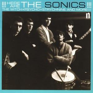 Here Are The Sonics - Image: Herearethesonics