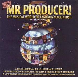 Hey, Mr. Producer! - Hey, Mr Producer! album cover