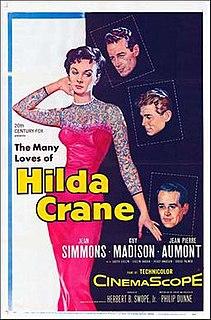 <i>Hilda Crane</i> 1956 film by Philip Dunne