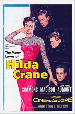 Hilda Crane - Image: Hilda Crane (1956)