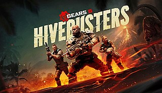 <i>Gears 5: Hivebusters</i>