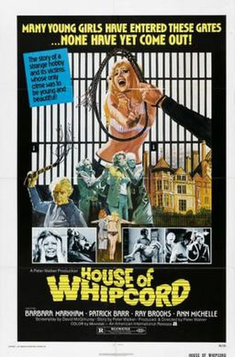 House of Whipcord - Image: House of Whipcord poster