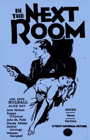 In the Next Room - Theatrical poster