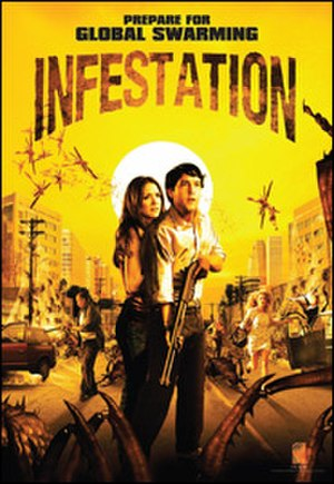 Infestation (film) - Theatrical release poster