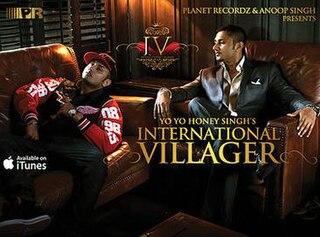 <i>International Villager</i> album by Honey Singh Grover