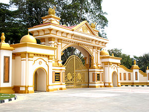 Anak Bukit - Istana Anak Bukit main entrance