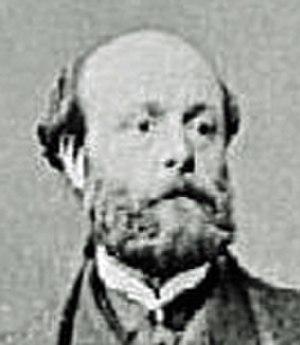 Henri Alfred Jacquemart - Alfred Jacquemart c.1870s