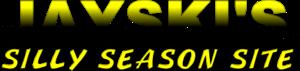 Jayski's Silly Season Site - Image: Jayski Silly Season Site logo