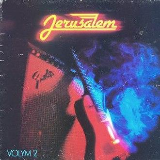 Volym 2 (Volume 2) - Image: Jerusalem Volym 2 1980