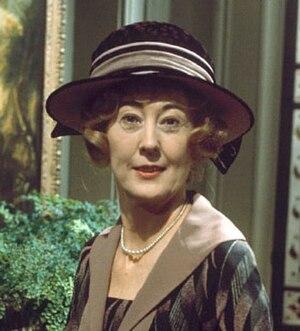 Joan Benham - Joan Benham as Lady Prudence Fairfax