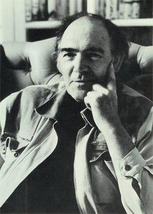 John Gardner (British writer) - John Gardner, circa 1984