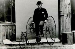 John Henry Knight - John Henry Knight tricycle