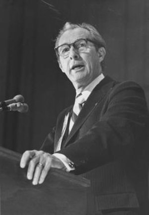 John William Brown - John William Brown speaking in 1979