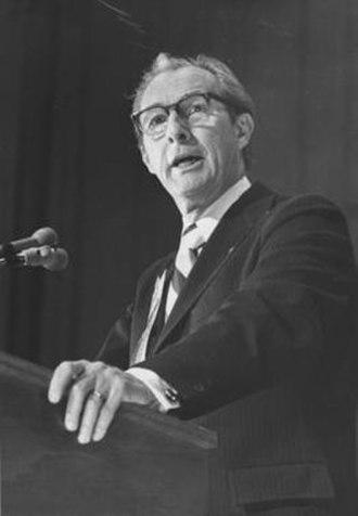 John William Brown - John William Brown speaking in 1979