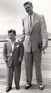 Bob Kurland American basketball player
