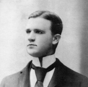 Joshua Green (businessman) - Joshua Green as a young man.
