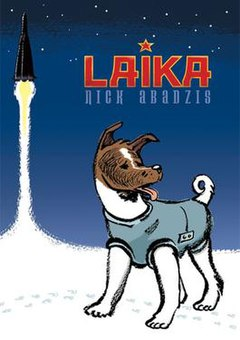laika graphic novel