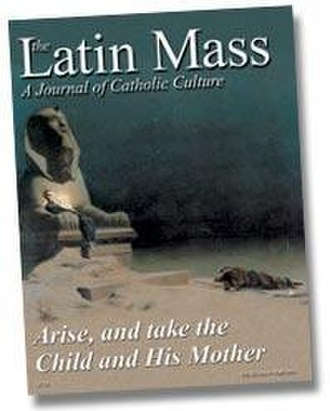 Latin Mass Magazine - Image: Latin Mass Magazine