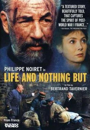 Life and Nothing But - Image: Life and Nothing But Video Cover
