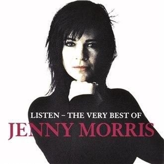 Listen: The Very Best of Jenny Morris - Image: Listen The Very Best Of