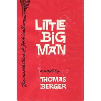 Little Big Man (novel) - 1st edition cover