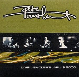 Live: Sadler's Wells - Image: Live Sadler's Wells