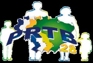 Brazilian Labour Renewal Party - Image: Logotipo PRTB