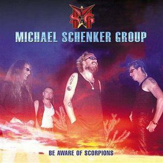 Be Aware of Scorpions - Image: MSG Be aware of scorpions