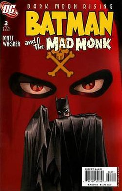 Image result for batman the mad monk