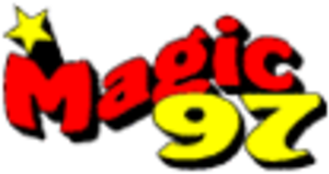 VOCM-FM - Magic 97 logo