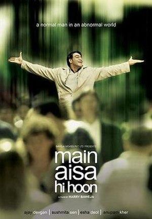Main Aisa Hi Hoon - Movie poster for Main Aisa Hi Hoon