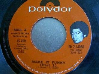 Make It Funky - Image: Make It Funky