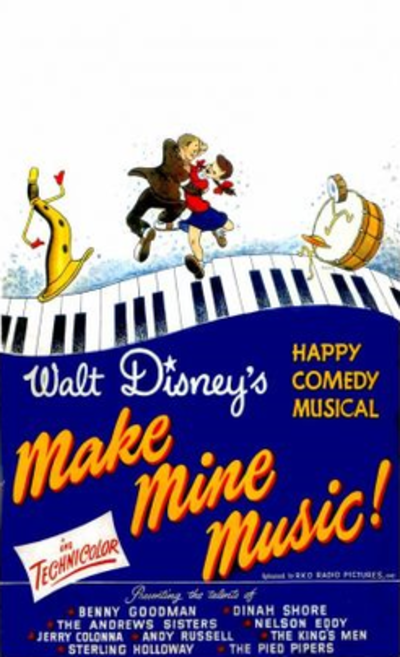Picture of a movie: Make Mine Music