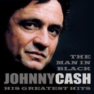 The Man in Black – His Greatest Hits - Image: Maninblackhisgreates thits