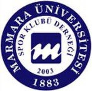 Marmara Üniversitesi Spor - Image: Marmara Üniversitesi Spor Logo